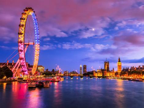 ◇◎ロンドン:ロンドン・アイ