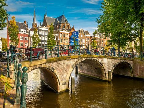 ◇◎アムステルダム:街並み