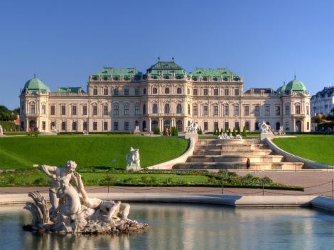 ◇◎ウィーン:ベルヴェデーレ宮殿