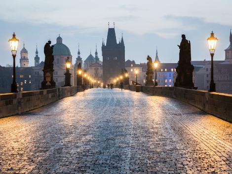 ◇プラハ:カレル橋