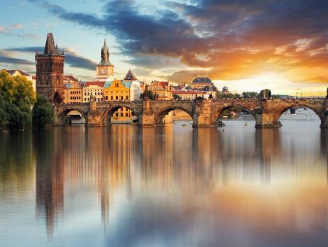 ◇◎プラハ:カレル橋