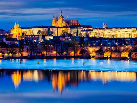 ◇◎プラハ:プラハ城とカレル橋