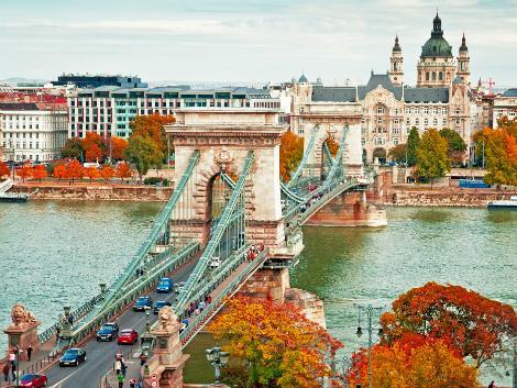 ◇◎ブダペスト:セーチェーニ鎖橋