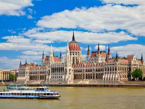 ◇◎ブダペスト:国会議事堂