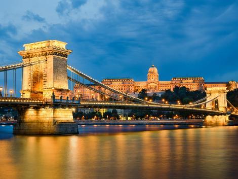 ◇◎ブダペスト:ブダ城とセーチェーニ鎖橋