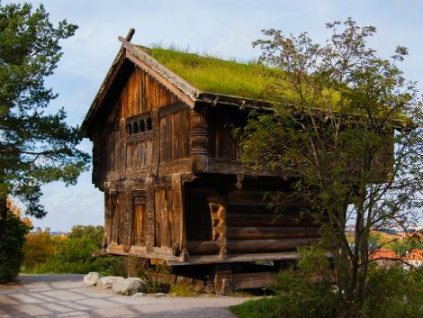 ◇ストックホルム(ユールゴーデン島):スカンセン野外博物館