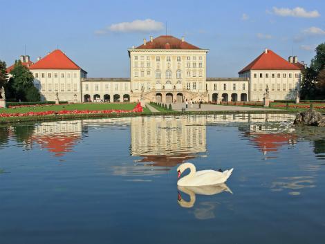 ◇◎ミュンヘン:ニンフェンブルク宮殿