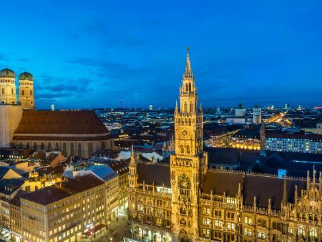 ◇◎ミュンヘン:新市庁舎