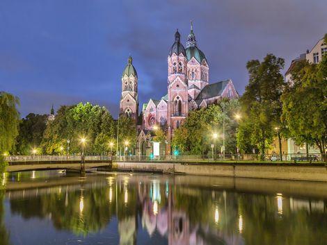 ◇◎ミュンヘン:聖ルカ教会