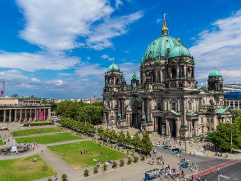 ◇◎ベルリン:ベルリン大聖堂