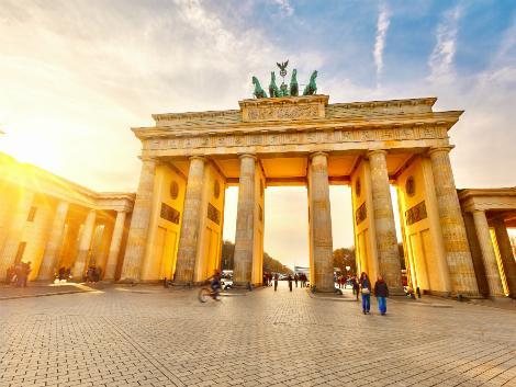 ◇◎ベルリン:ブランデンブルク門