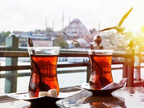 ◇トルコ:チャイ(紅茶)