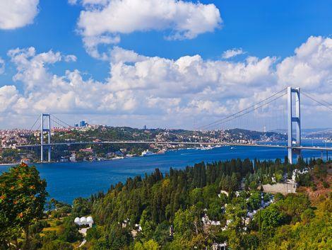 ◇◎イスタンブール:ボスポラス橋