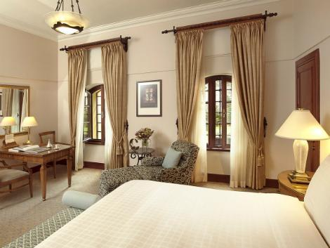 イスタンブール:フォーシーズンズ ホテル スルタンアフメット 客室一例