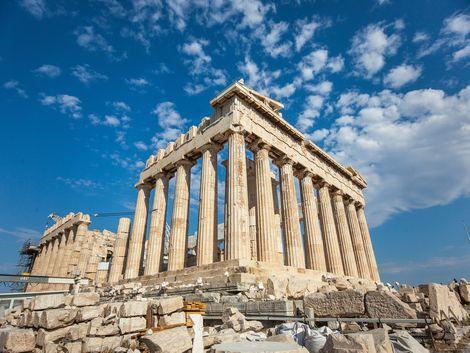 ◇アテネ:パルテノン神殿