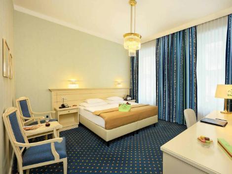 ウィーン:ホテル ド フランス 客室一例