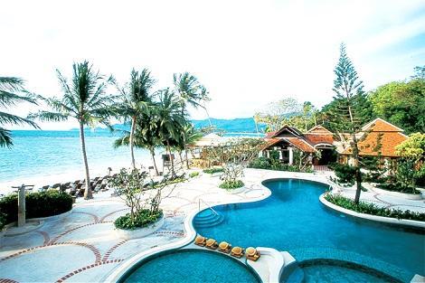 サムイ島:チャウエン リージェント ビーチ リゾート プール