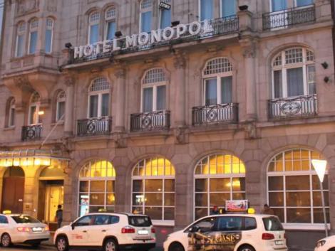 フランクフルト:モノポール 外観