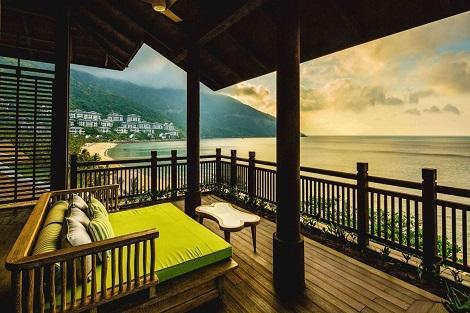 ダナン:インターコンチネンタル ダナン サン ペニンシュラ リゾート 客室一例
