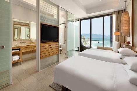 ダナン:ハイアット リージェンシー ダナン リゾート アンド スパ 客室一例
