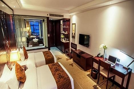 ダナン:ブリリアント ホテル ダナン 客室一例