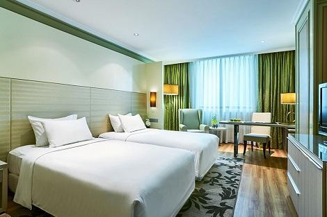 ホーチミン:ウィンザー プラザ ホテル 客室一例