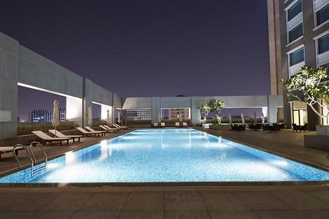 ホーチミン:ホテル ニッコー サイゴン プール