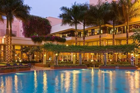 ホーチミン:ロッテ ホテル サイゴン プール