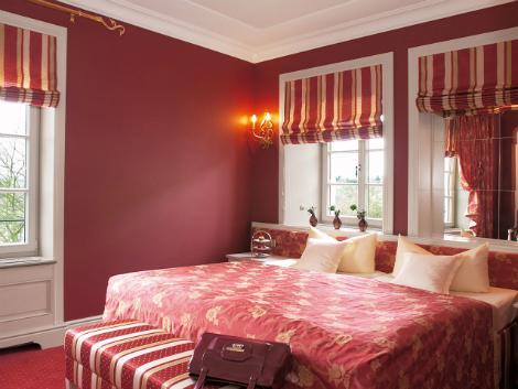 ビュルツブルク:シュロス シュタインブルク ホテル 客室一例