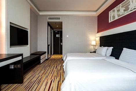 コタキナバル:プロムナード ホテル コタキナバル 客室一例