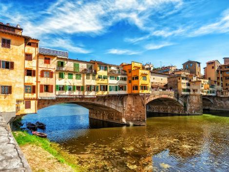 ◇フィレンツェ:ヴェッキオ橋