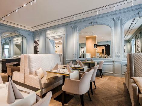 パリ:ロイヤル サントノーレ レストラン