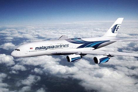 マレーシア航空 機材イメージ