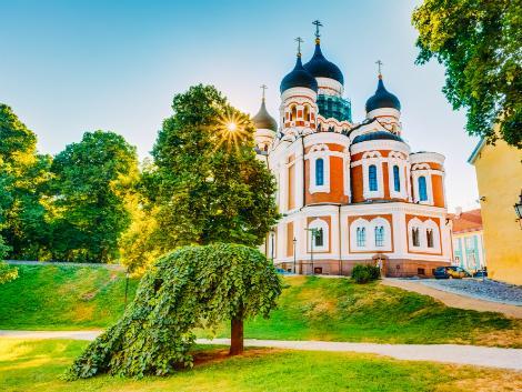 ◇◎タリン:アレクサンドル・ネフスキー大聖堂