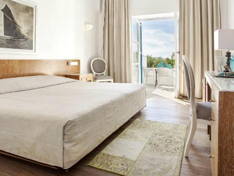 ミコノス島:レト ホテル 客室一例