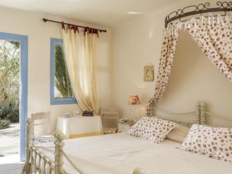 ミコノス島:ベンシア ブティック ホテル 客室一例