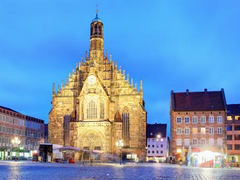 ◇◎ニュルンベルク:聖ローレンツ教会
