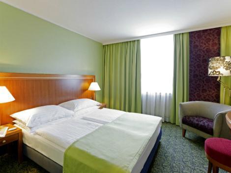 ウィーン:メルキュール ウィーン ウエストバーンホフ 客室一例