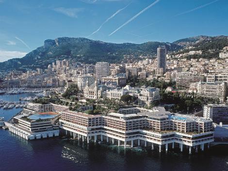 モナコ:フェアモント モンテカルロ