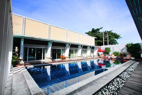 サムイ島:アルズ リゾート プール
