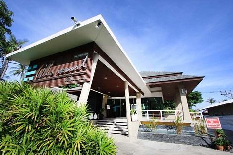 サムイ島:アルズ リゾート 外観