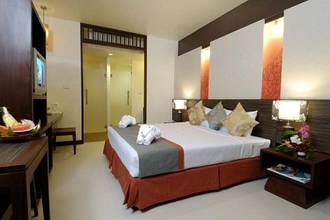 サムイ島:アルズ リゾート 客室一例