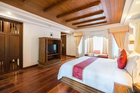 サムイ島:ムアン サムイ スパ リゾート 客室一例