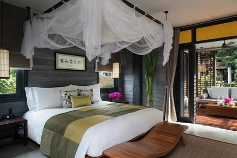 サムイ島:アナンタラ ラワナ リゾート アンド スパ 客室一例
