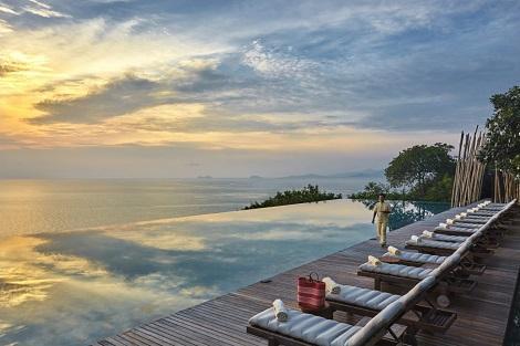 サムイ島:シックス センシズ サムイ プール
