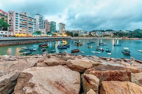 香港:欧米人に人気のリゾート地 赤柱(スタンレー)