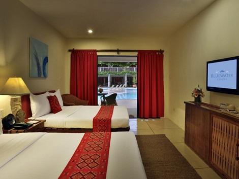 ブルーウォーター パングラオ ビーチ リゾート 部屋イメージ