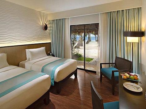 サウス パームス リゾート パングラオ 部屋イメージ