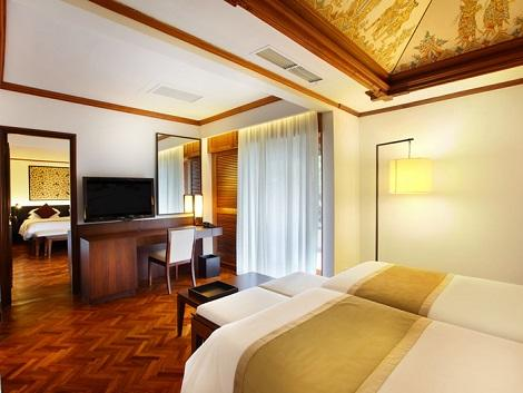 ヌサドゥアビーチホテル 部屋イメージ