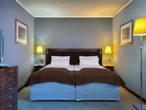 フランクフルト:サヴィニー ホテル フランクフルト シティ 客室一例